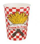 12 oz French Fry Cup 1000/case