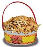 French Fry Bucket 24 oz -plastic 200/case