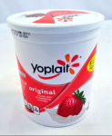 Strawberry Yogurt Lo Fat Yoplait 6/32oz