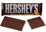 Hershey's Milk Chocolate w/ Almonds 1.45 oz 36/c