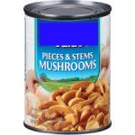 Mushrooms Stems & Pieces Embassy 6/#10 tins