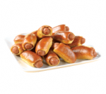 Pretzel Hot Dogs & Buns